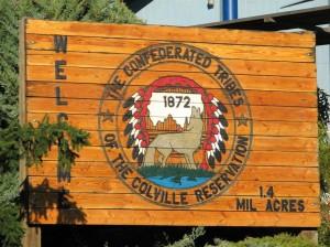 Colville-Reservation-Sign
