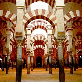 Mosque-Interior