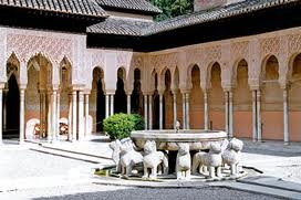 patio-of-lions