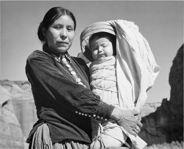 Navajo-Woman