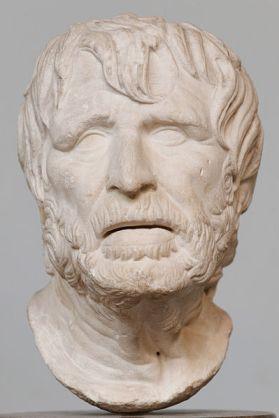 Seneca-bust