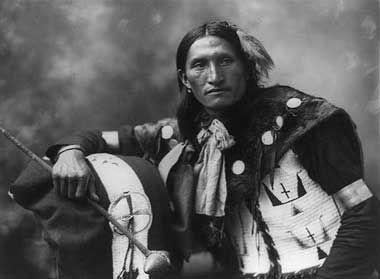 Sioux-Indian-Man